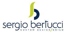 Sergio Bertucci Custom Design & Build Retina Logo