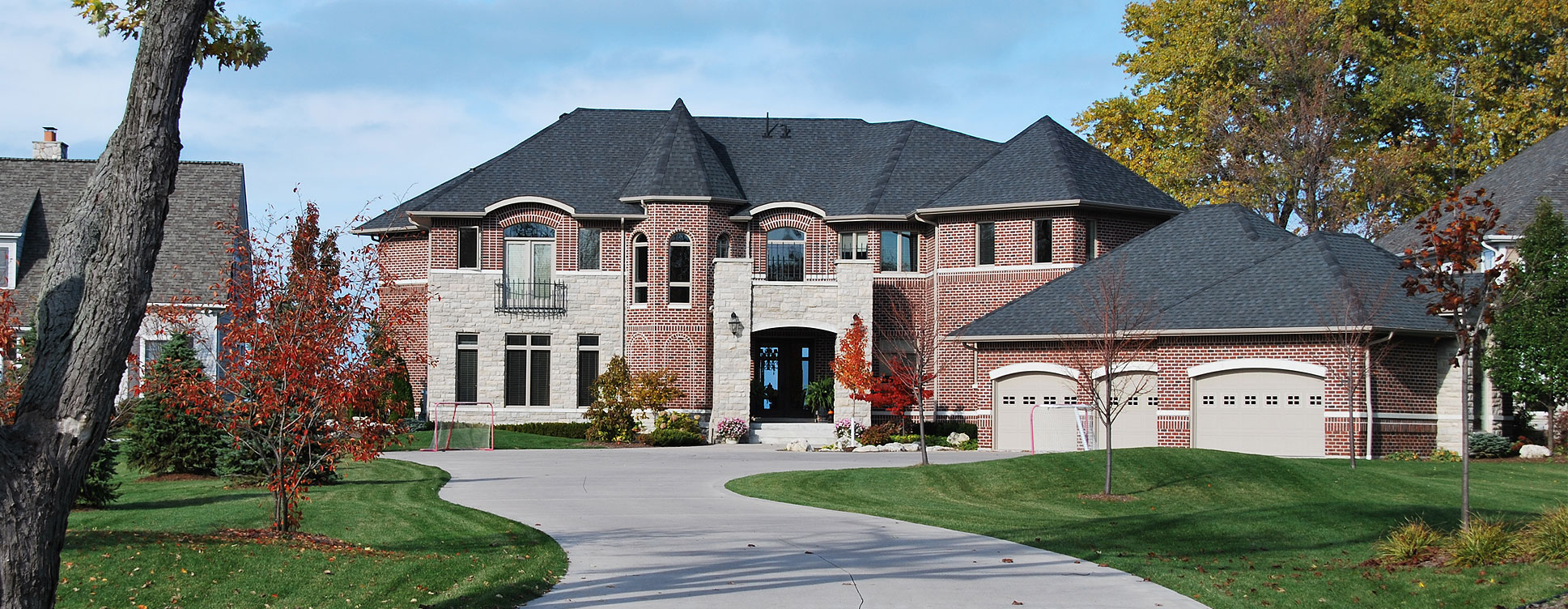 Sergio bertucci one of a kind home in windsor ontario for Building a house in ontario